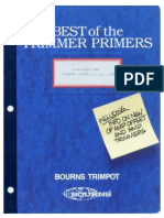 Best of the Trimmer Primers BOURNS