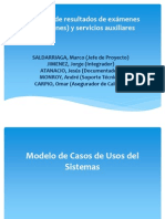 Modelo de Casos de Uso de Sistema
