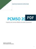 PCMSO 14ª Revisão Setembro 2012
