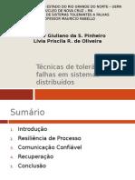Técnicas de tolerância a falhas em sistemas distribuídos.pdf