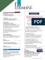 Sommaire DP 237 Juin 2014