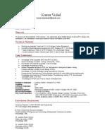 Resume-KumarVishal