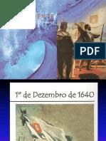 1ºDezembro de 1640