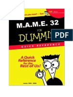 MAME32 for Dummies