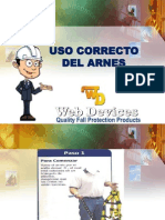 Uso Correcto Del Arnés