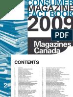 Consumer Magazine Fact Book 2009 Eng