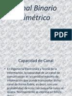Canal Binario Simetrico.pdf