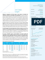Barclays on Walgreen - Investors in the Driver's Seat; Upgrading to Overweight