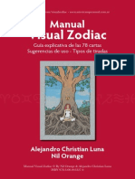 Manual Visual Zodiac