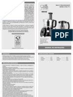 Manual Multiprocessador
