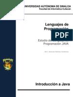 UNIDAD IV.- Estudio Del Lenguaje de Programación JAVA