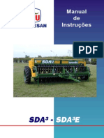 Manual Semeadora SDA