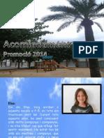 Acomiadament 6è Promoció 2014