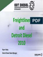20090915 2010Tech DetroitDieselandFreightliner DieselTech