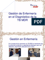 1 Gestion de Enfermeria en El Diagnosrico de La TB MDR en Los Servicios de Salud