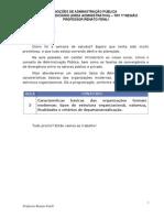 Administração Pública - Aula 02