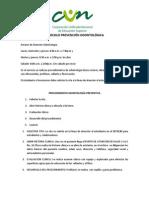 Bienestar-Protocolo Prevencion Odontologica