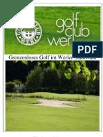 Grenzenloses Golf Im Werler Stadtwald