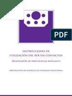 RFR Instrucciones