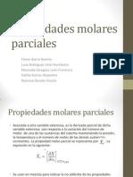 Prop Molares Parciales
