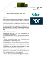 Comércio Brasil África Resenha 16Jun