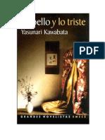 Kawabata,+Yasunari+-+Lo+Bello+y+lo+Triste