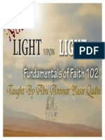 Doctrines of Faith II (Light Upon Light)