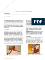Reflexao e absorcao do som.pdf