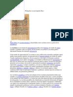 Escritura - Wikipedia