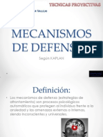 Mecanismos de Defensas 5