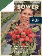 2014 Summer Sower