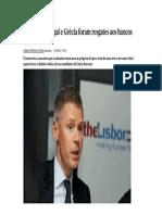 Ajudas a Portugal e Grécia Foram Resgates Aos Bancos Alemães - PÚBLICO
