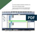 Reporte de Errores Del Software Connected Components Worckbench