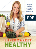 Recipes from SUPERMARKET HEALTHY by Melissa d'Arabian