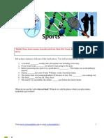 AClass Intermediate- Sports - Present Perfect vs Past Simple