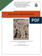 Segundo Informe Técnico Arqueología Nejapa, Managua, Niacaragua. 2008