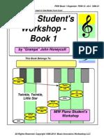 PK-96 - Keyboard Prep - Instruction  92 Pgs 1406-21