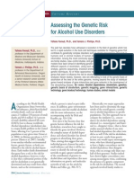 Assesing the Genetic Risk for Alcohol Use Disorders.pdf