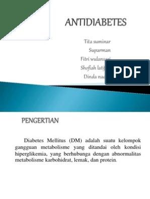 diabetes postinor 2 adalah obat