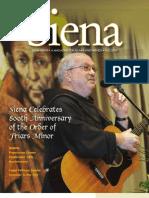 Siena News Fall 2009
