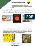 7 Contaminación radiactiva