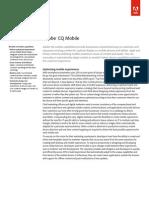 Cq Mobile Datasheet
