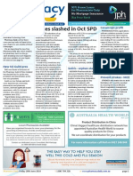 Pharmacy Daily for Fri 20 Jun 2014 - Prices slashed in Oct SPD, Best practice for DAA, Paracetamol care urged, NCE'14 and much more