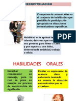 Habilidades comunicativas 2