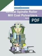 Mb f Coal Pulverizer s