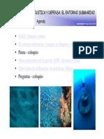 Electronica Submarina