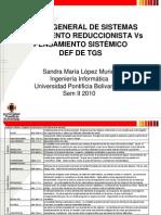 tgsanaliticovssistmico-100918114356-phpapp01