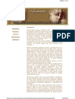 Aristóteles - Biografia