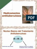 3 Medicamentos Antituberculosos Dosificacion Conservacion y Administracion