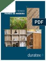 Catalogo Paineis de Madeira